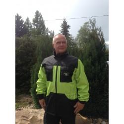 Softshellová bunda s odepínacími rukávy (bez podšívky)