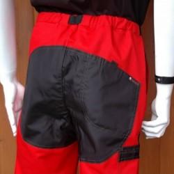 Kynologické kalhoty s nepromokavou záplatou